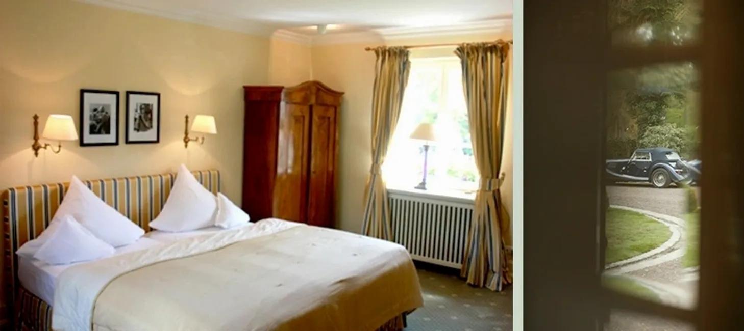 Schloss Auel Boutique Hotel - Wolfgang Berghe von Trips Zimmer