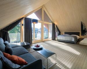 Schloss Auel Boutique Hotel - Suite Eco-Golf-Lodge
